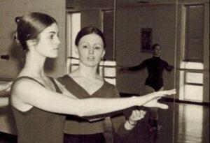 Beginning Ballet Training