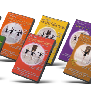 Willis Ballet Educational Video Library (8 Discs)